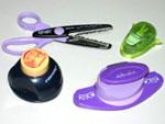 Craft decorative edge cutters
