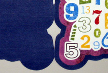 Funny birthday numbers card making tips and tricks 1