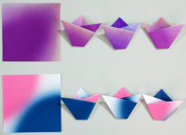 Origami greeting card tips and tricks 1