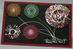 New year greeting card thumbnail